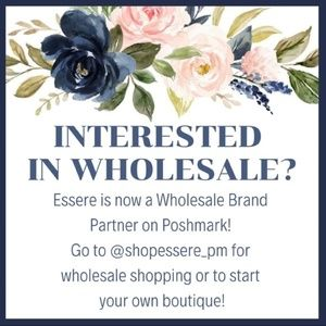 Check us out in the Wholesale Portal!